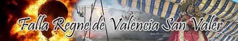 Falla Regne Valencia San Valero