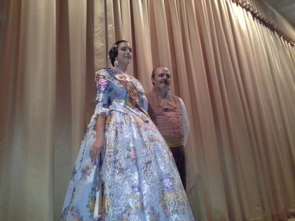 Yolanda Ferrando Fallera Mayor 2014